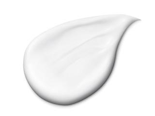 QuSomeホワイトクリーム1.9テクスチャー